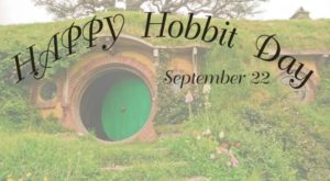 Happy Hobbit Day & Movie Night @ Fisher House
