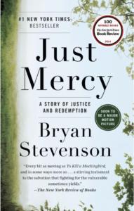 Just Mercy - Bryan Stephenson